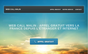 webcallmalin appel mobile gratuit